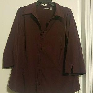 Preloved ladies apt 9 blouse
